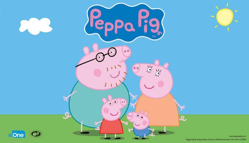 Come mai Peppa Pig piace ai bambini