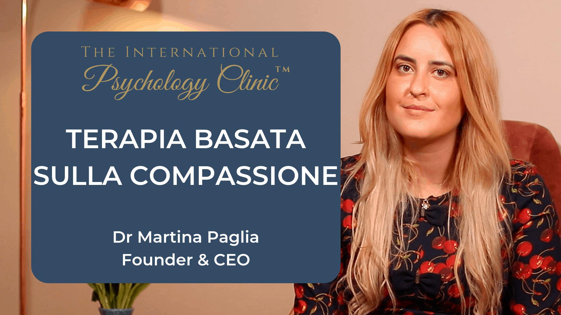 terapia basata sulla compassione