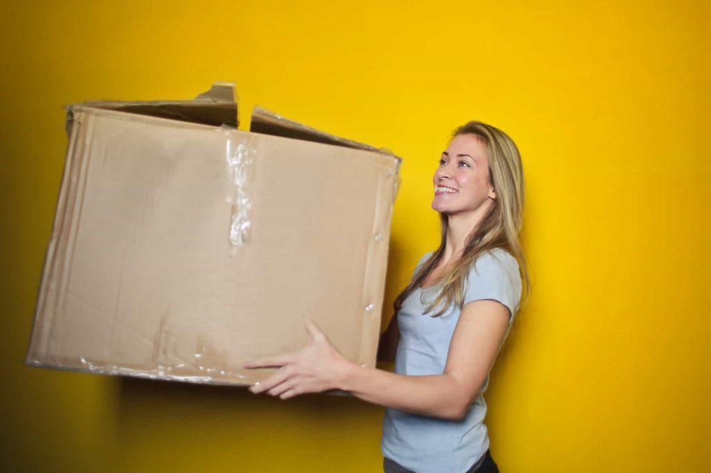 gestire stress da trasloco